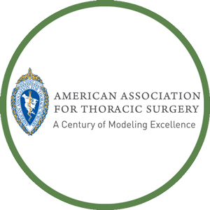 AATS American Association for Thoracic Surgery - client logo